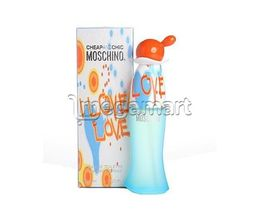Moschino I Love Love EDT 50ml sp