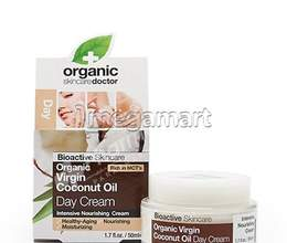 Krem Dr.Organic Virgin Coconut Oil Day Cream (75001)