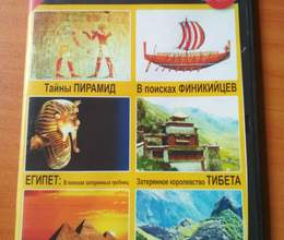National Geographics DVD