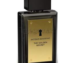 Antonio Banderas The Golden Secret EDT 100 ml M