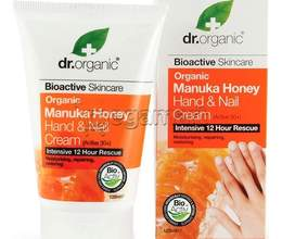 Krem Dr.Organic Manuka Honey Hand and Nail Cream (72017)