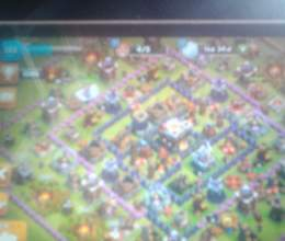 Clash of Clans hesabı