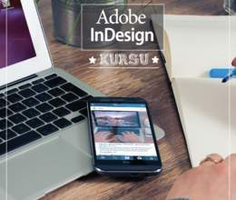 Adobe İnDesign kursu