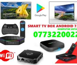 Android 7,1 smart tv box