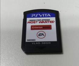 Psp vita ucun need for speed most wanted