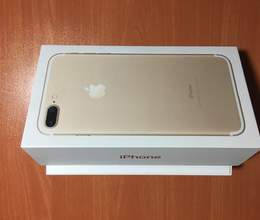 Iphone 7 Plus Gold, 128Gb