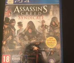Ps4 Assasin creed Syndicate