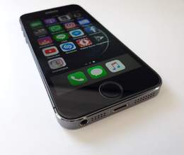 Apple iPhone 5S Space Gray, 16GB
