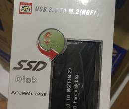 mSATA SSD Box USB3.0