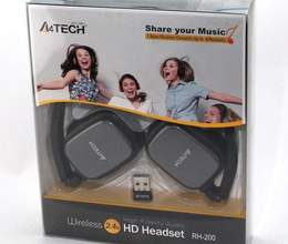 wireless A4Tech RH-200