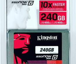 Ssd 240gb Kingston Təzə