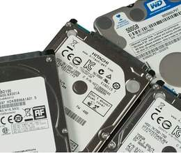 500gb hard disk notebook üçün