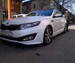 KIA Optima, 2012 il