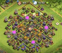 Clash of clans hesabi