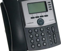 "Stasionar telefon ""Cisco Linksys SPA 942"""