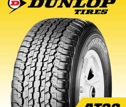 DUNLOP AT22 265/60/18 M+S 2019