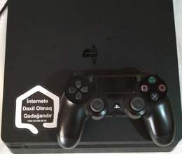Playstation 4 slim black 500 gb