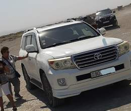 Toyota Land Cruiser, 2013 il