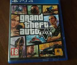Ps4 gta5 orginal 60azn