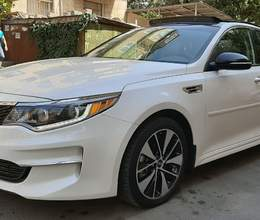 KIA Optima, 2016 il