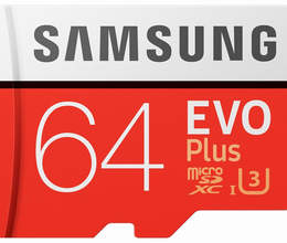 Samsung 64 Gb evo Plus