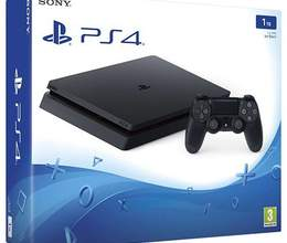 Playstation 4 slim 1Tb Yeni