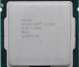 Core i3- 2100 3.10 ghz