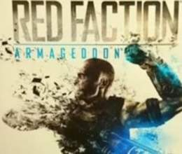 """PS3 """"Red Faction Armageddon"""""""