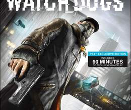 "PS4 üçün ""Watch Dogs"" oyunu"
