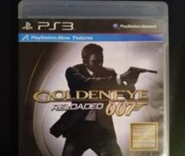"PS3 üçün ""Goldeneye007 Reloaded"" oyunu"