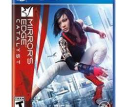 "PS4 üçün ""Mirrors Edge"" oyun diski"