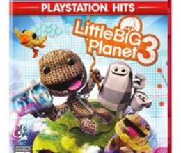 """Little big planet 3"" PS4 oyun diski"