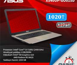 Noutbuk Asus X540UP-GO015D