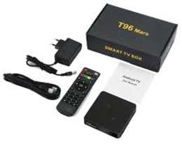 Tv box smart T96 mars 4/32GB android
