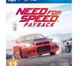 "PS4 ""Need For Speed Payback"" oyun diski"