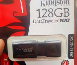 Kingston 128 Gb Usb 3.0 G3 Datatravel Flaşkart